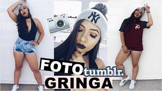 COMO TIRAR FOTOS TUMBLR | TUMBLR GIRL????