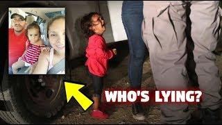 Viral Crying Girl Picture Misrepresented & Lied About! (Time Cover, Celebs, Fundraiser)