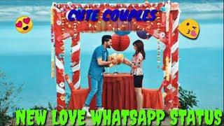 ????New Love WhatsApp Status Video ???? ||So sweet Cute Couples ????