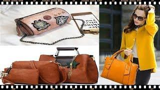 WOW !!! Ladies Purses Design Collection 2018 || Elegant Hand Bags and Purses Photo / Images