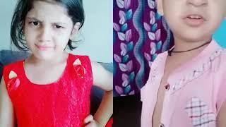Dekhte Dekhte || Very cute boy and girl || Musically||