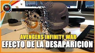 Como Hacer El Efecto De La Desaparición De Avengers IW En Tu Celular y Gratis