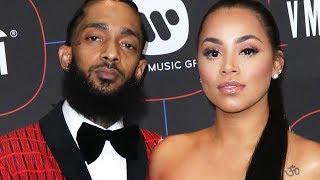 Lauren London Reacts To Nipsey Hussle Death After Eric Holder Arrest