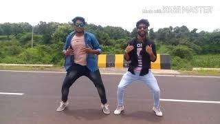 Tamil dance (allu arjun) Nicky Vivek Amla boys