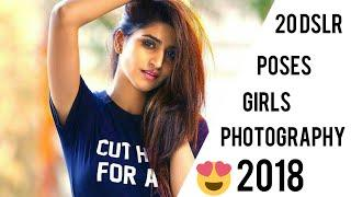 20 DSLR Photography Poses for Girls | New photo poses 2018-Afrin Sadia