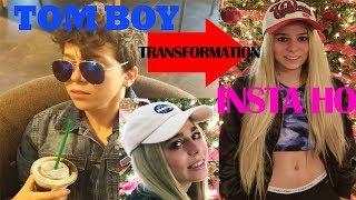 BOY TO GIRL TRANSFORMATION *emotional*