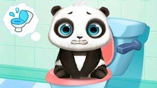 Fun Baby Panda Pet Care Games - Panda Lu & Friends - Cute Pet Care & Dress Up Games For Kids