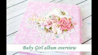 Baby Girl mini album overview