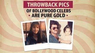 Throwback pics of Bollywood stars | Pinkvilla
