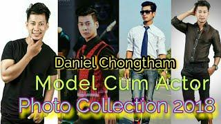 Daniel Chongtham Model cum Actor Photo Collection|| Mister Delhi 2015, Rubaru Mr.India Finalist2015