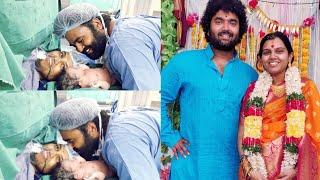 Singer Pranavi Raghu Master Blessed With Baby Girl Latest Photos 2019