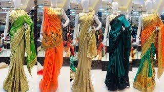 Traditional Party Wear Saree || Fancy Designer Saree || Fashion Work Sarees