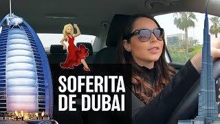 Femeie la volan - Dubai Car Vlog 2018
