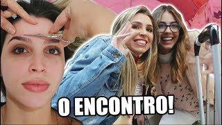 ENCONTREI AS YOUTUBERS QUE AMO EM SÃO PAULO! | Julia Tedesco