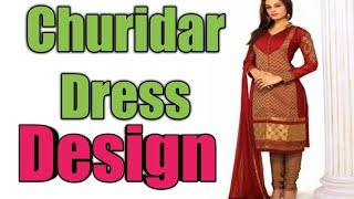 Churidar Dress Design 2018 collection@@ New photo and image