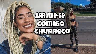 ARRUME-SE COMIGO CHURRECO