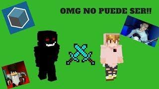Juego en Cubecraft y *Me Encuentro a MrDeivid En cube y me tomo Una FOTOO !!!