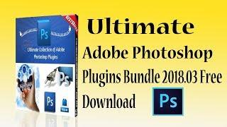 How to Ultimate Adobe Photoshop Plugins Bundle 2016.03 Free Download
