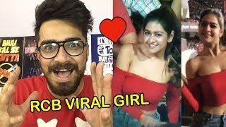 Rcb Viral Girl Deepika Ghose | My Crush | Oye Velle
