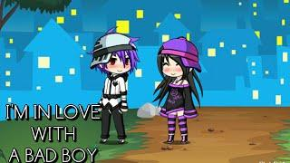 I'm in love with a bad boy ep.1 | Gacha studio | read the description