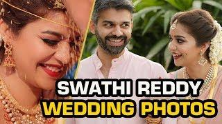 Actress Swathi Reddy Wedding Photo Collection | Tamil Celebrities Wedding