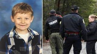 Rescuers Find Missing Boy, But When They See What's At His Side, They Instantly Freeze