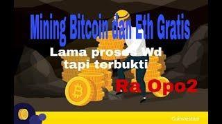 Apakah mining gratis Bitcoin ini membayar???part. 1