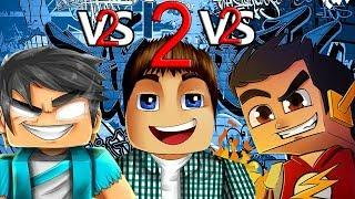 REZENDEEVIL VS AuthenticGames VS AM3NlC Minecraft Song Rap Minecraft Paraíso Minecraft Animation