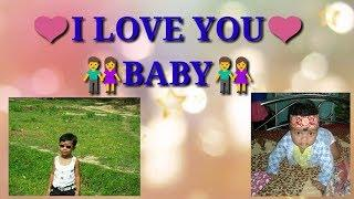 Santali Cute Baby Boy & Girl Slide Pictures☺️☺️☺️
