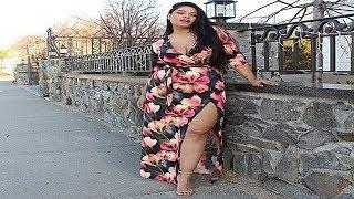 Plus Size Fashion 2018||Stunning Collection