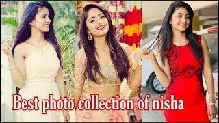 Nisha Guragain best beautiful photo collection mashup   nisha guragain tiktok star