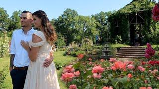 A Fairy Tale Engagement Photo Shoot | Behind The Scenes!