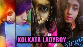 DO TRANSGIRL LOOK MORE FEMININE THAN GIRLS? |BOY TO GIRL TRANSVESTITE | FEMININE BOY OF KOLKATA