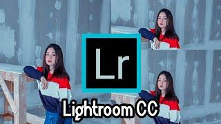Tutorial edit foto dengan lightroom CC kekinian