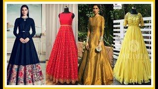 Latest stylish gown for new year party 2019|| latest gowns design for girls||