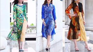 WOW ! Stunning kurti design images collection | New style kurti pictures | Fancy point collection