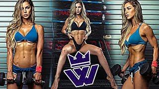 AMAZING Fitness GIRL WORKOUT (ANLLELA SAGRA)