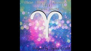 MARIE MOORE ARIES AUGUST 2018 MONTHLY HOROSCOPE