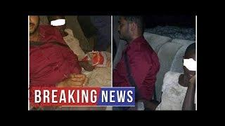 Breaking News - Indian Man caught having S*x with Young street girl in his Car (PHOTOS)
