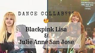 Julie Anne San Jose & Lisa (Blackpink) in Beyoncé's Formation