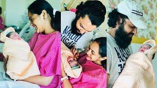 Anchor Lasya With Her Baby Boy New Video