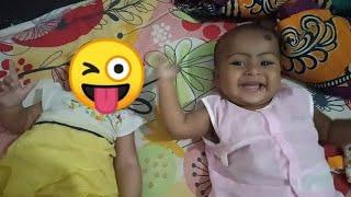 Must Watch New Funny???? ????Comedy Videos 2019 baby girl,baby boy