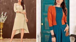 Regular wear kurti design collection images / photos for 2018   New dress pictures   Fancy kurti