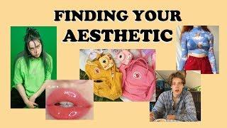 How to find your Aesthetic (E-boy, Soft Girl & Billie Eilish)