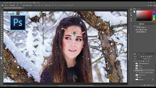 Tutorial Photoshop - Editare foto - portret -Elf