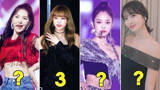 Top 20 Most Popular Girl Groups In Korea Right Now ( Nov 6 - Dec 7)