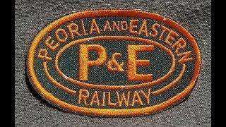 Peoria & Eastern Railroad Photo Collection P&E Pictures 2019