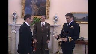President Reagan's Photo Opportunities on January 11-12, 1988