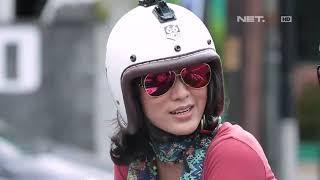 Cari Rambu Lalu Lintas Diboncengin Prisia Nasution (3/4)
