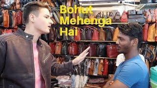 Fighting with Indian Shopkeeper (exposed)